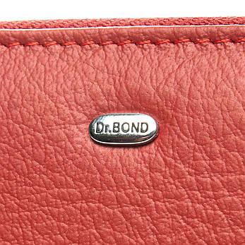 Гаманець Classic шкіра DR. BOND WS-2 червоний, фото 2