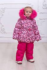 Зимний комбинезон на девочку, фото 3