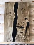 Стіл з епоксидної смоли/ Стол с  эпоксидной смолой, фото 2