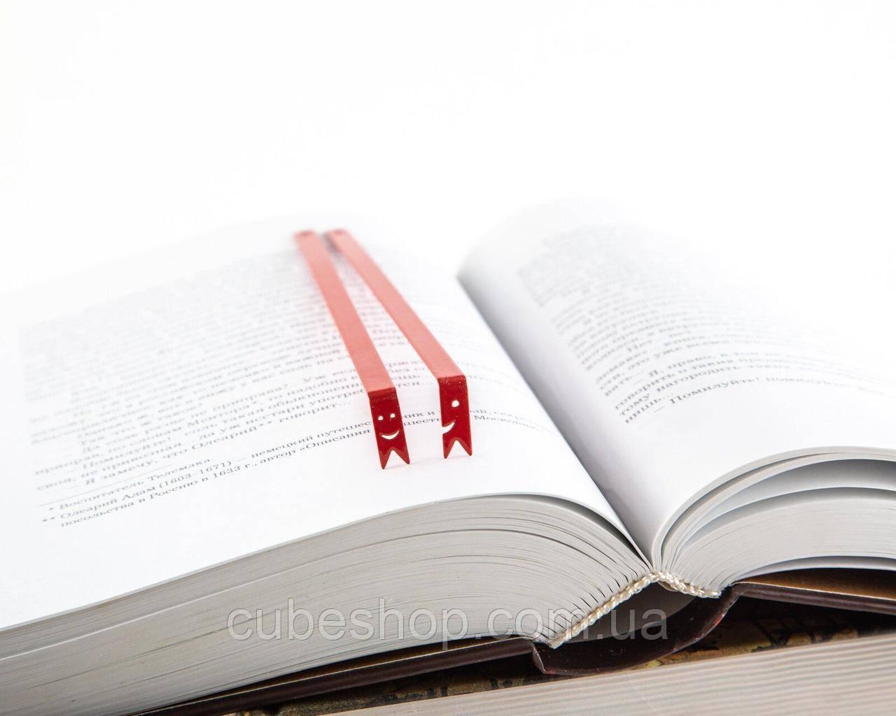 Закладка для книг Ляссе улыбающиеся
