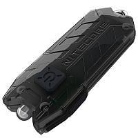 Фонарь Nitecore TUBE (1 LED, 45 люмен, 2 режима, USB), черный