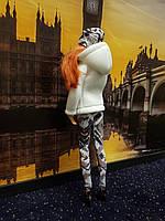 Набір одягу для Барбі Гра з модою - Куртка, легінси, шапка, фото 4