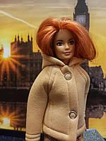 Набор одежды для Барби Игра с модой -  Куртка, легинсы с принтом орнамент, фото 2