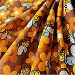 10783-16, павлопосадский хустку бавовняний (батистовый) з подрубкой, фото 4