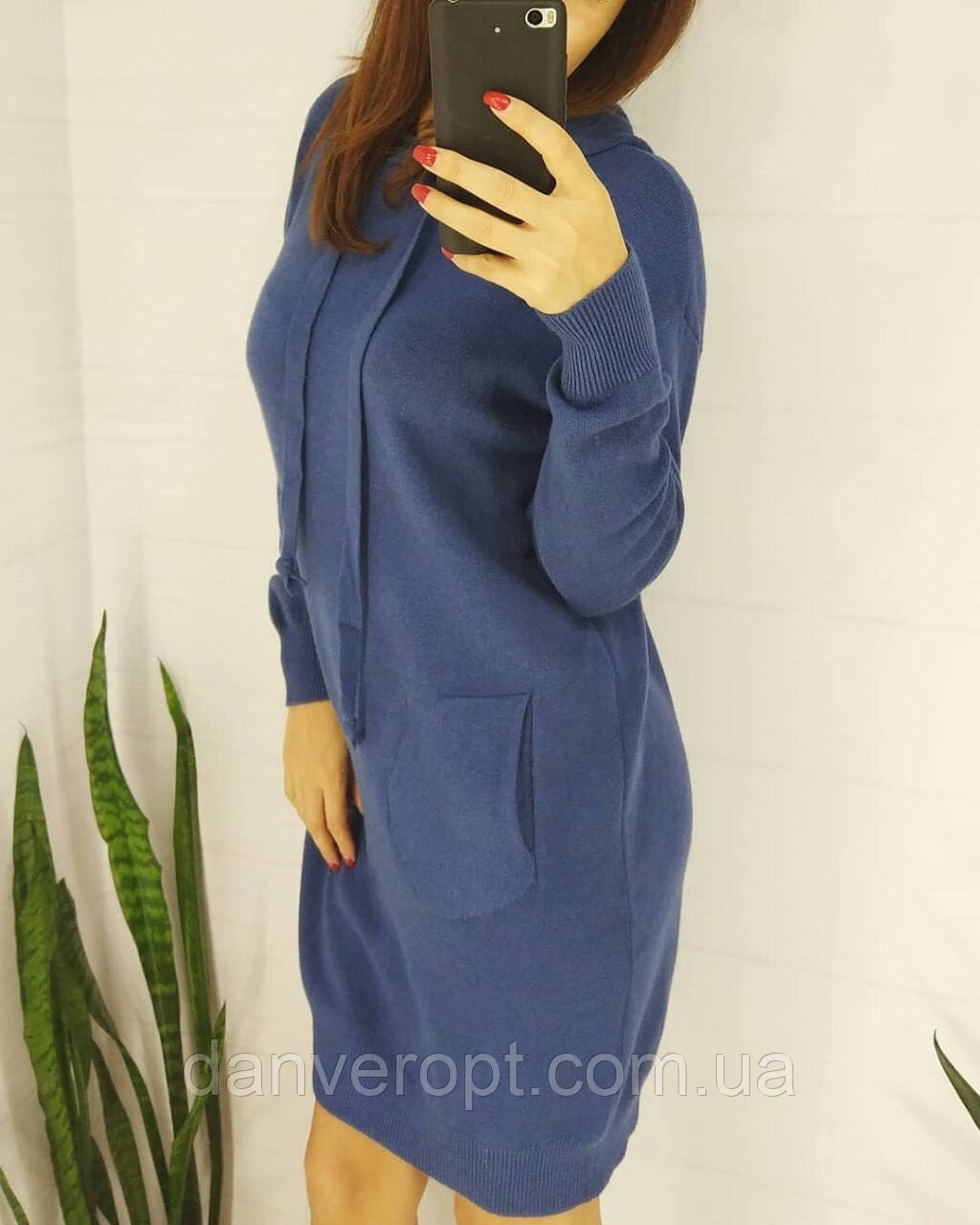 Платье женское молодежное размер универсальный 46-52 купить оптом со склада 7км Одесса