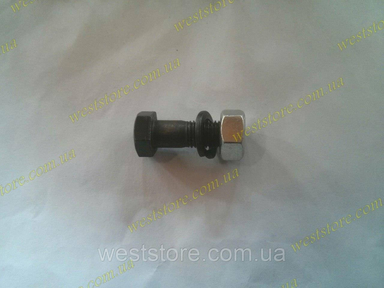 Болт кардана Москвич 412,2140 в сборе (болт+гайка+гровер) (м8х22х1) Россия