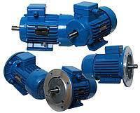 Электродвигатель л\ф 4АМ 225 M6 37 кВт 1000 об/мин