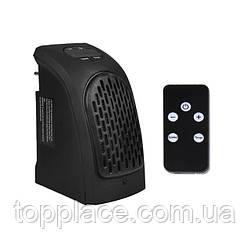 Тепловентилятор портативный Rovus Handy Heater с пультом управления 400W (LS101005347)