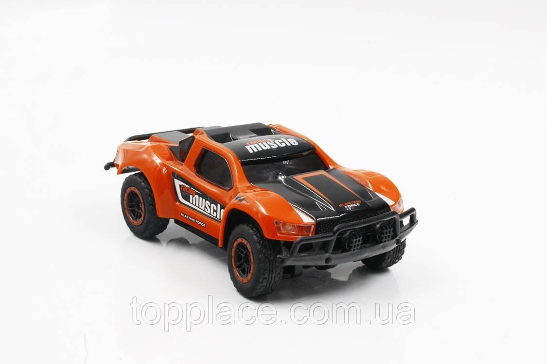 Радиоуправляемая машина Racing Rally, Оранжевый (HB-DK4301Y)