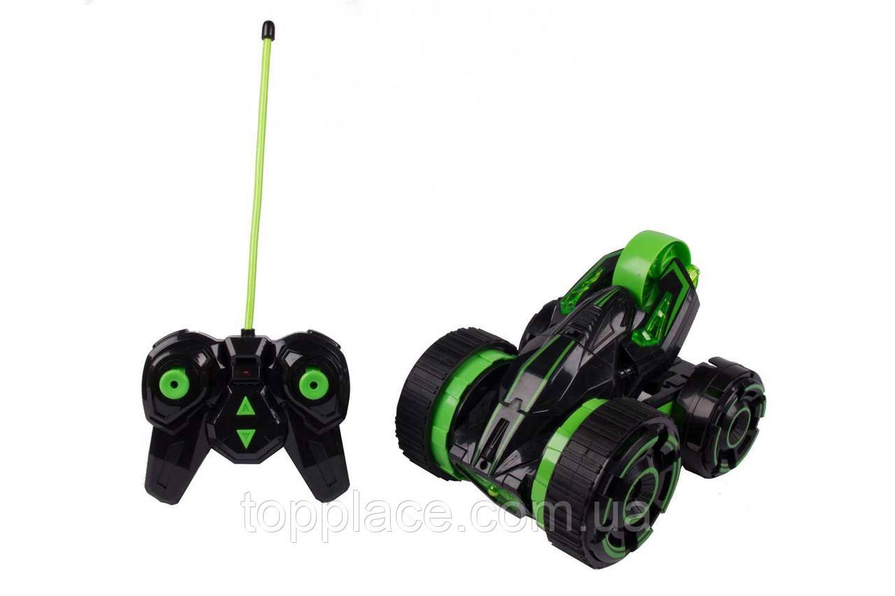 Радиоуправляемый перевертыш 5Rounds Stunt, Зеленый (5588-601)
