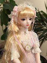 Шарнирная Кукла BJD Elena,62 см