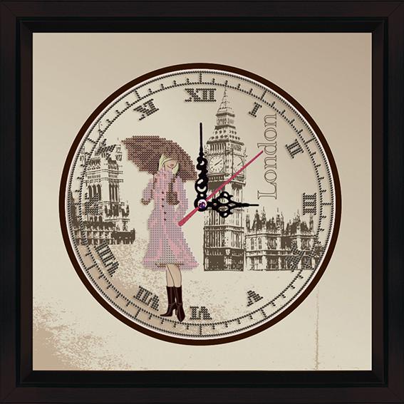 Часы для вышивки бисером купить