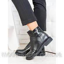 Ботинки женские кожаные рр 36-40