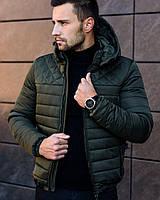 Мужская зимняя куртка Dreаm Oliva (утепленная)