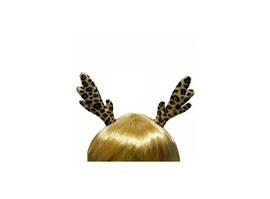 Заколка для волос Ушки Оленёнка Пегие 163-13712919