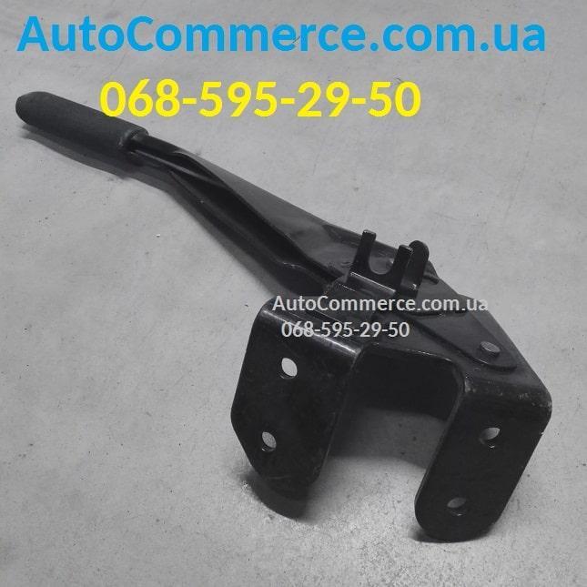Рычаг (ручка) стояночного тормоза (ручника) JAC 1020, ДЖАК 1020
