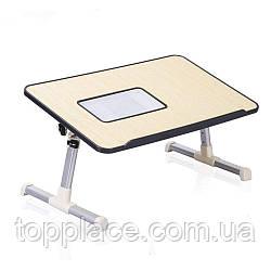 Столик для ноутбука E-Table A8, Brown (G101001183)