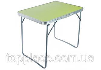 Раскладной стол-чемодан 70 х 50 х 60 см, Салатовый (D1010050025)