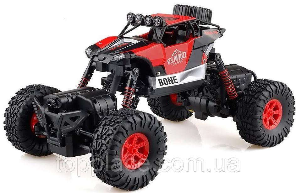 Радиоуправляемый джип Crazon Crawler 4WD, Красный (171602B)