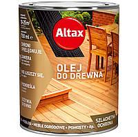 Altax Масло для деревянных поверхностей 0.75