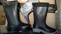 Сапоги зимние Lemigo new generation waterprint EVA+PU (зима -50°) (701) черные, фото 1