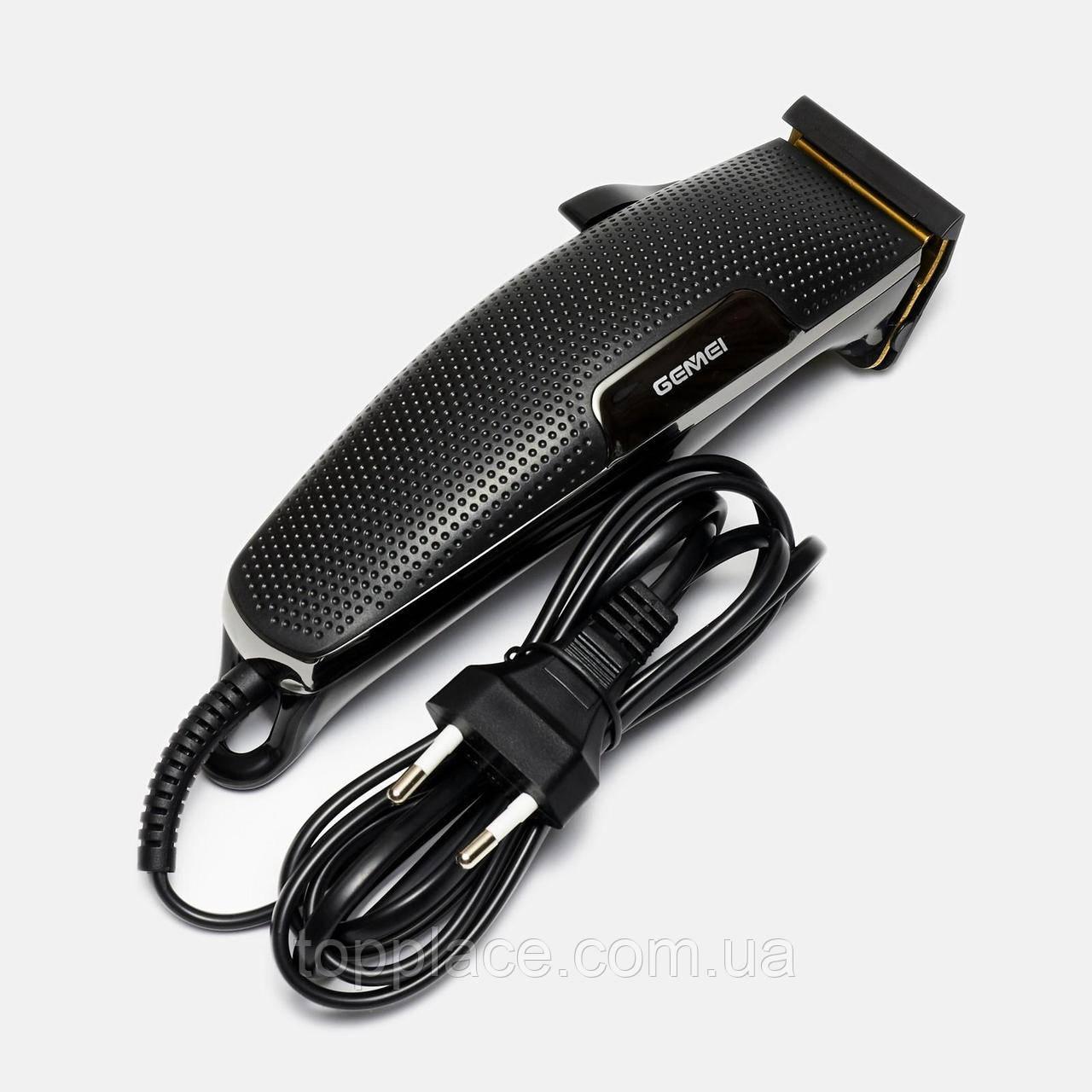 Машинка для стрижки Gemei GM-806 Black (K1010050241)
