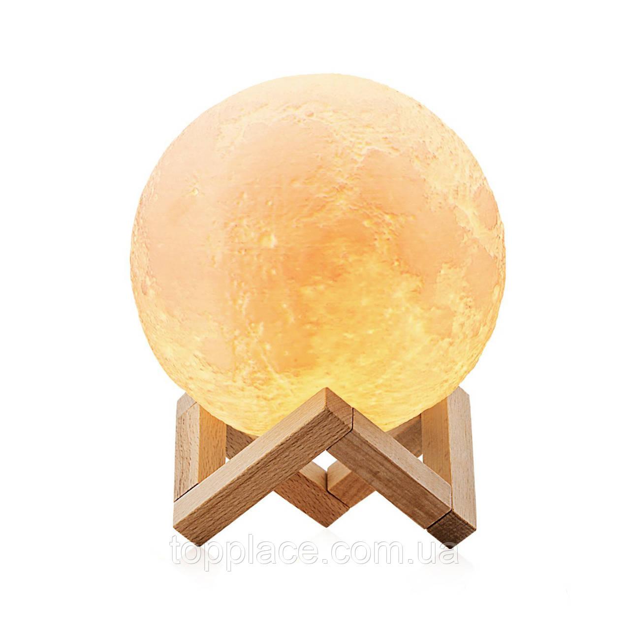 Настольный светильник 3D Moon Touch Control (D1010050032)