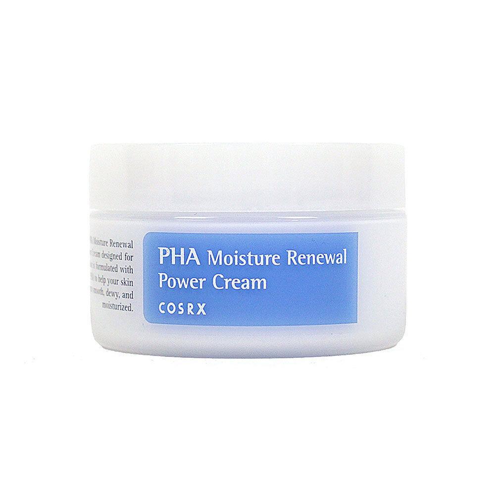 Обновляющий крем с полигидроксикислотами PHA COSRX PHA Moisture Renewal Power Cream Объем 50 мл