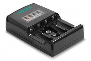 Зарядное устройство для аккумуляторов АА/ААА Videx VCH-ND400