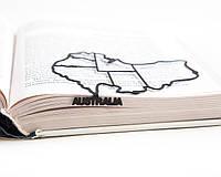 Закладка для книг Австралия, фото 1