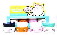 Набор кремов для улучшения и оздоровления кожи Etude House Cream Minimi Kit 4ea