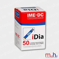 Тест-полоски IME-DC iDiA 50 штук, Германия