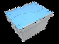 Ящик пластиковий 400х300х250, фото 1