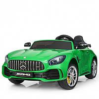 Электромобиль Bambi Mercedes AMG GT R M 3905EBLR-5 Green
