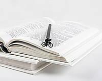 Закладка для книг Велогонщик, фото 1