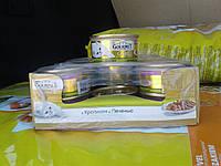 Кусочки в подливке с кроликом и печенью 85г(24шт)