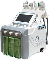 Аппарат для гидропилинга «AquaFacial» 7-в-1 с LED-маской мод. 254