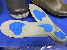 Стельки в сапоги Lemigo (лемиго) Angler 720/719 для охоты и рыбалки (до - 20°) размеры 42-45, фото 2