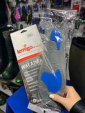 Стельки в сапоги Lemigo (лемиго) Angler 720/719 для охоты и рыбалки (до - 20°) размеры 42-45, фото 3