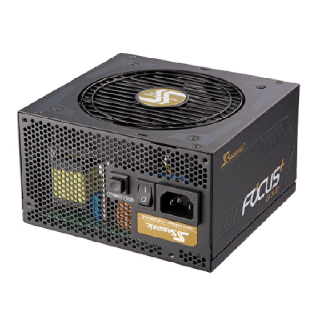 Блок питания Seasonic 550W FOCUS Plus Gold (SSR-550FX)