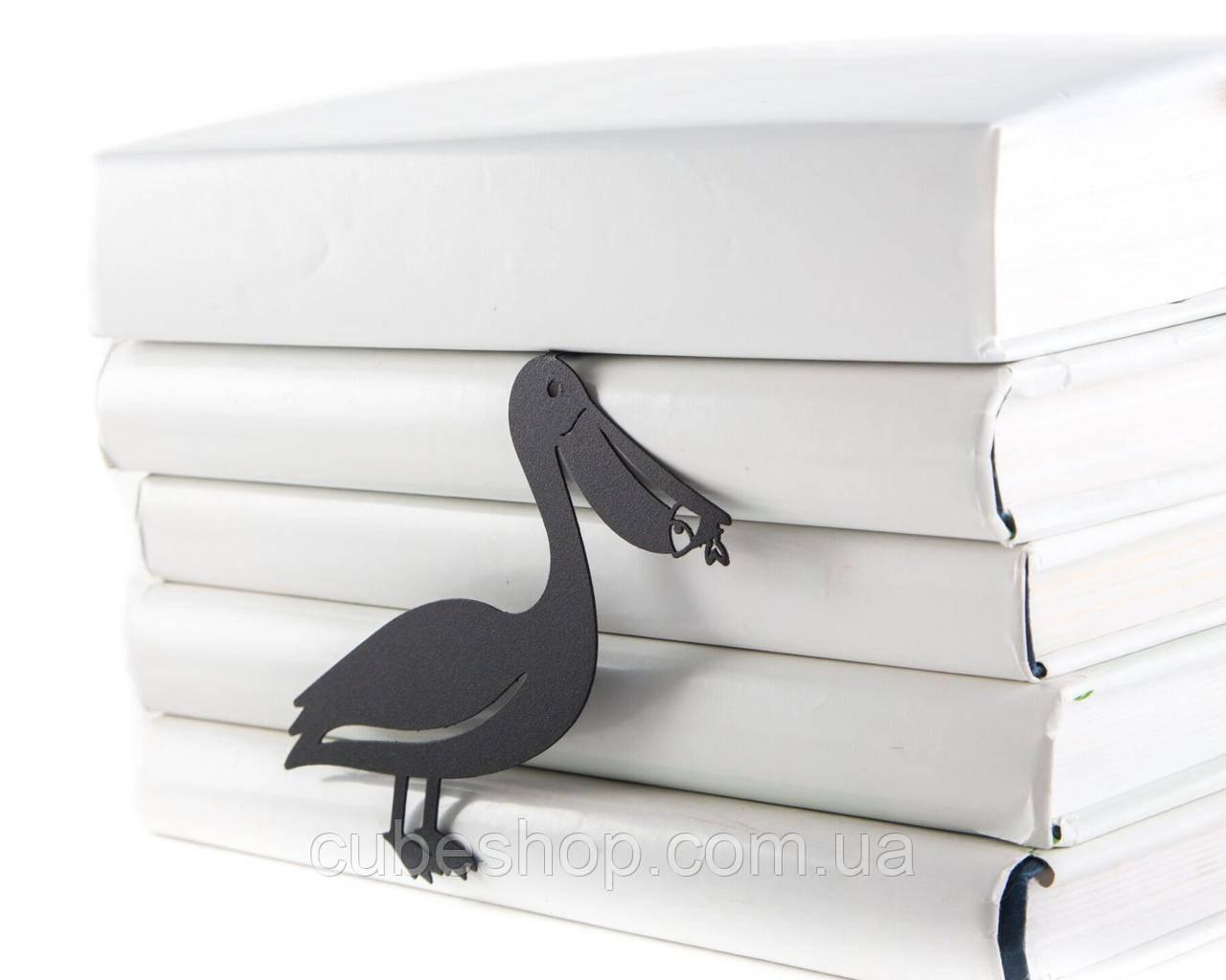 Закладка для книг Пеликан