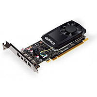 Видеокарта QUADRO P1000 4096MB PNY (VCQP1000-PB)