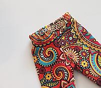Набор одежды для Барби Игра с модой -  Куртка, легинсы с принтом орнамент, фото 8