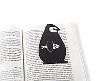 Закладка для книг Пингвин, фото 1