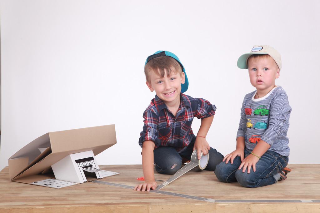 Детская фотосессия для упаковки  3