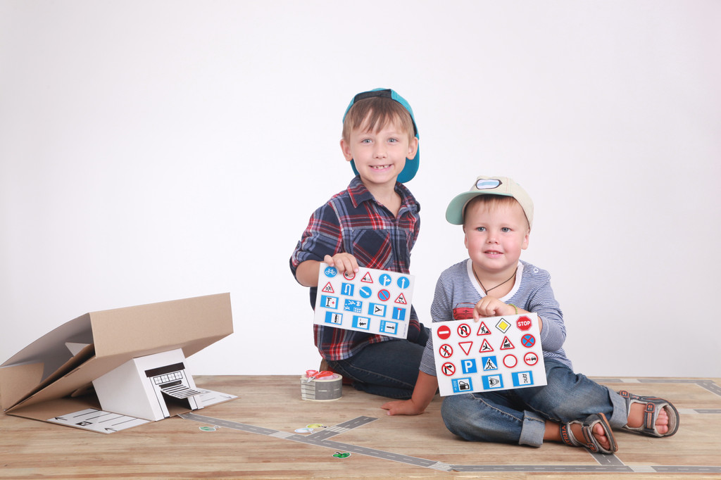Детская фотосессия для упаковки  6