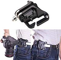Крепление камеры на пояс с кнопкой, регулируемое (Camera Belt Button)