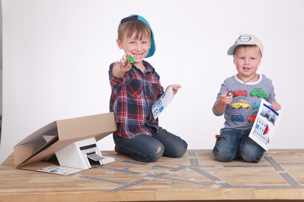 Детская фотосессия для упаковки  7