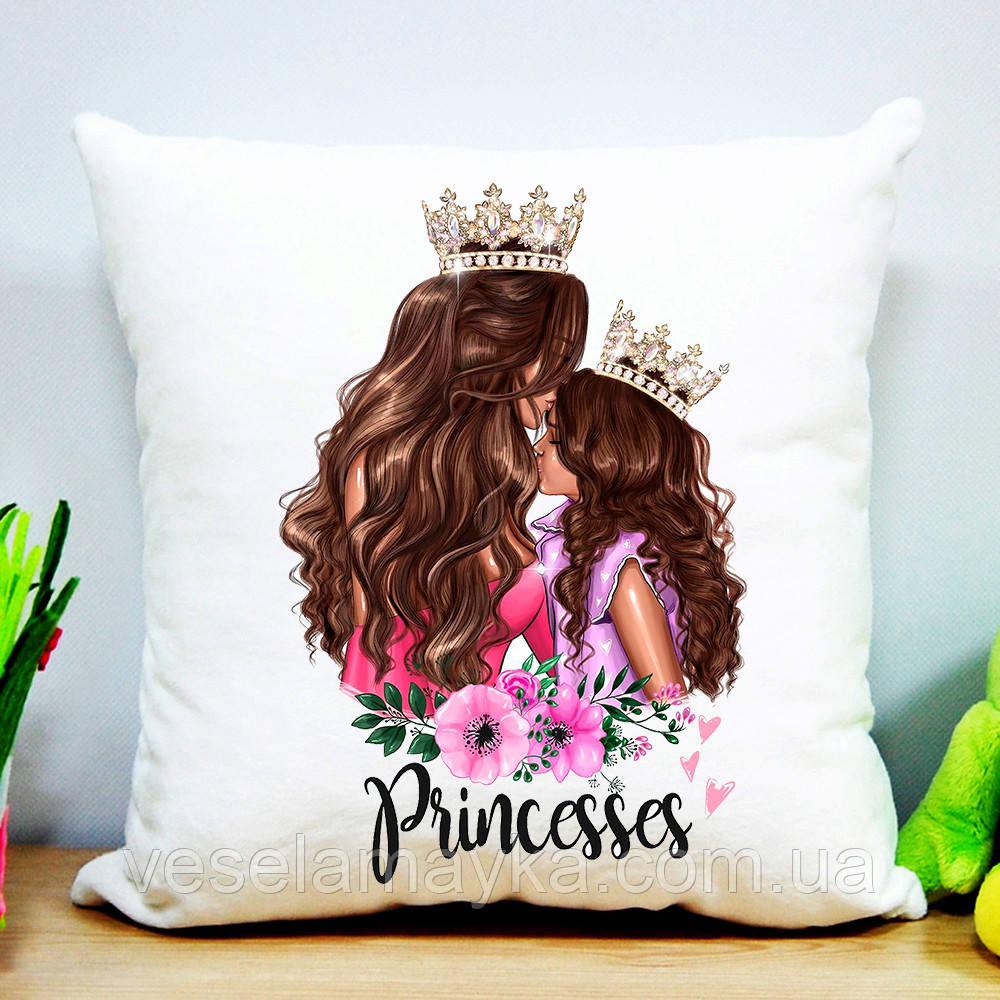Подушка Princesses