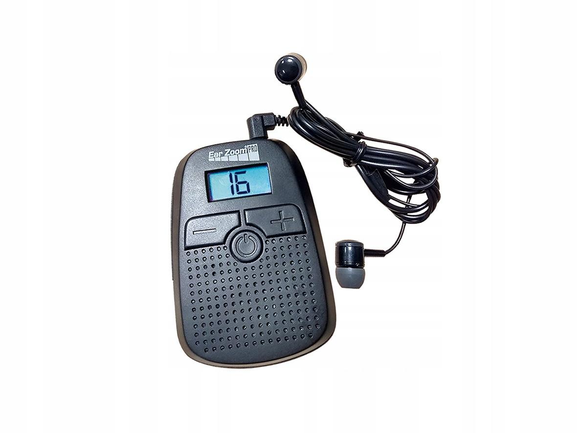 ЭЙР ЗУМ - Аппарат для усиления слуха EAR Zoom
